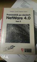 Ksiazka informatyczna Novell Netware 4 dwa tomy