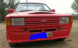 Ford cortina V6 bakkie with canopy 1982