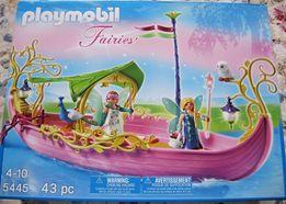 Klocki Playmobil #5445 (Łódka królowej wróżek)