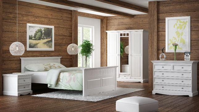 Komoda 5 szuflad biała Belluno Elegante Staniątki - image 7