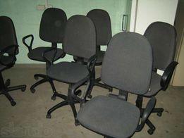 Ремонт перетяжка офисных кресел и компьютерных стульев