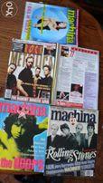 czasopisma -tylko rock i machina i jazzy-od 1966 roku i MM