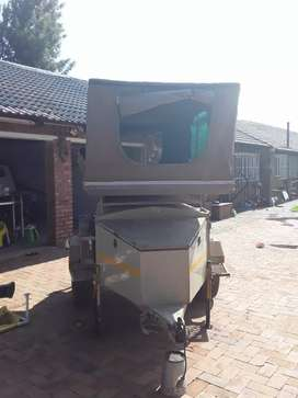4x4 camping trailer to swap