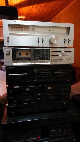 Tape Decks and Tuners