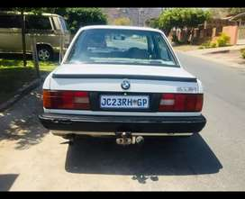 BMW e30 318i Exclusive (urgently sale)