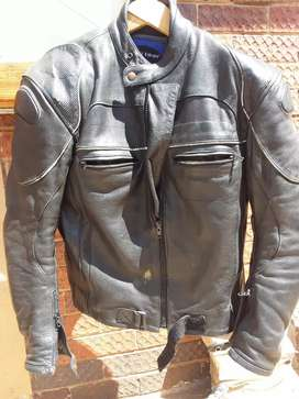 Flying bikers Leathers Jacket size XL