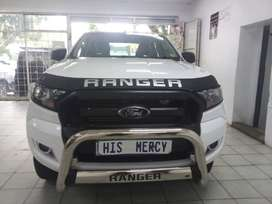 2018 FORD RANGER 2.2 4X2 DOUBLE CAB MANUAL