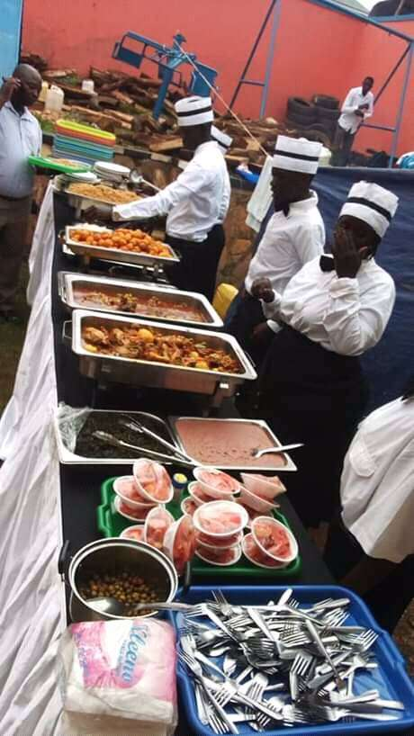 Blessed catering services 0