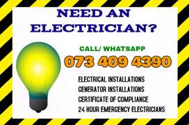 Electrician Services - 24/7