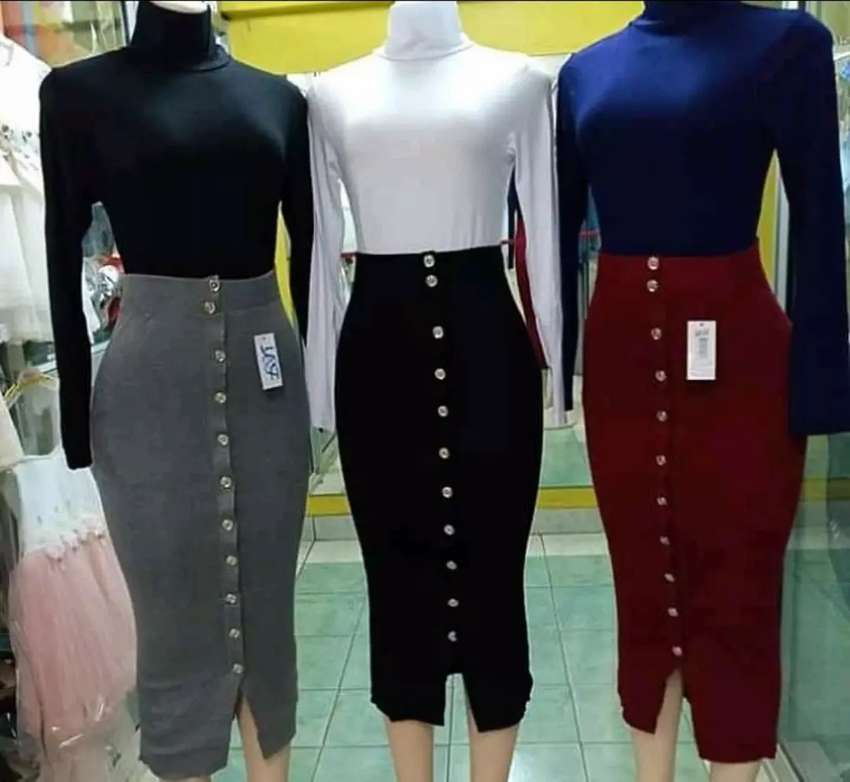 Both lady's skirts n top 0