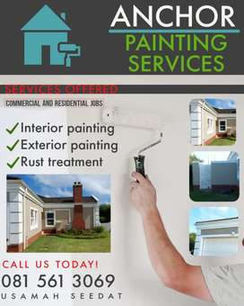 OFF THE WALL PAINTING SERVICES