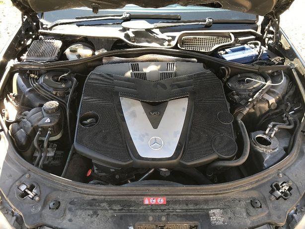 Разборка Mercedes s-class w221 капот крыло бампер дверь порог решетка Луцк - изображение 8