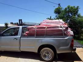 Trucks and bakkies for hire at affordable prices