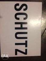 Сапоги Schutz демисезонные замша Helen Marlen, 39 размер
