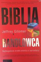 biblia handlowca najbogatsze źródło wiedzy o sprzedaży J. Gitomer