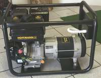 Image of Hoffman 13.0HP / 6KVA Petrol Engine Industrial Generator (BRAND NEW)