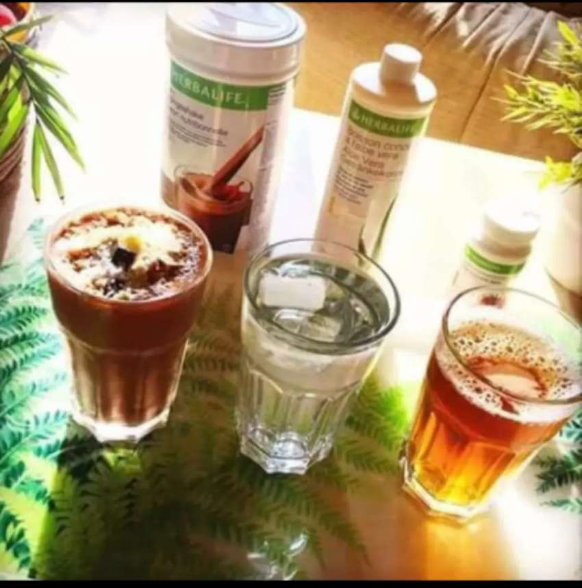 Herbalife nutrition plus skin care 0