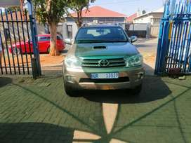 2009 Toyota Fortuner 3.0 D4D 4x4 Suv