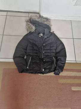 Winter jackets available