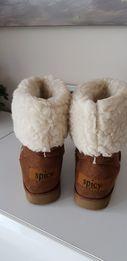Buty typu Emu. Śniegowce 39
