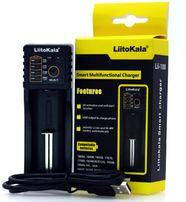 Зарядное устройство 18650 LiitoKala lii-100 Li-ion + PowerBank зарядка