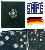 Альбом для монет SAFE Premium (сделано в Германии)