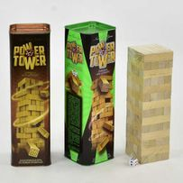 Игра Power Tower Данко Тойс (джанга, дженга, jenga, вега, башня)