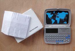 Карманный электронный переводчик UAP 0910 95023 (12 языков)