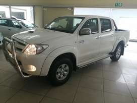 2007 Toyota Hilux 3.0L d4d in great condition