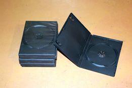DVD box черный глянец