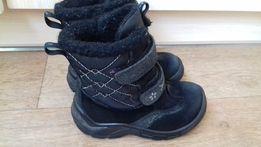 Термо ботинки сапоги Ecco