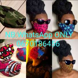 FACE MASKS FOR SALE IN SOWETO