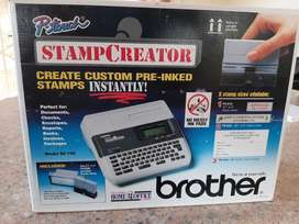 Brother stamp creator