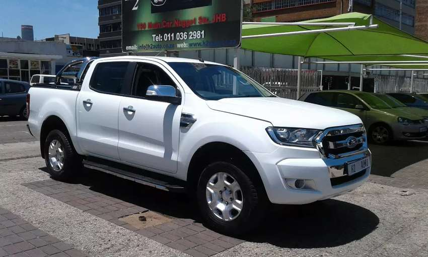 2018 ford ranger automatic on sale 0