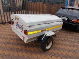 VENTER TRAILER FOR SALE WITH PAPERS FULLY LICENSED