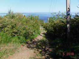 продам дачу 8 соток с видом на Каховское море (пл. 1141 км.) за Каменс
