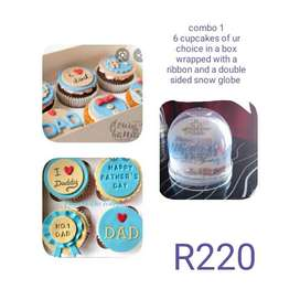 Affordable cakes fathers day combos
