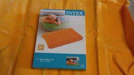 Подушка надувная Intex оригинал. Только этот цвет 1 штука