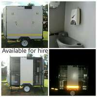 Image of Mobile VIP toilets