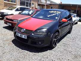 Own a Golf 5 today