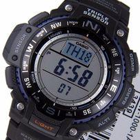 ОРИГИНАЛ | НОВЫЕ: Мужские часы Casio SGW-1000-1A с компасом. ГАРАНТИЯ!