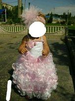 Продам платье 1-3 года