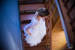 Suknia ślubna, klasyczna, FRESH