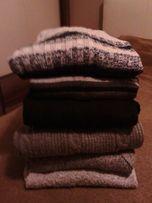 Zestaw sweterkow 40