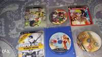 Image of Ps 3 games