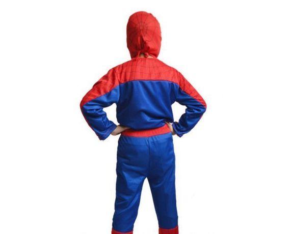 Спайдермен, человек паук, костюм карнавальный Глухов - изображение 2