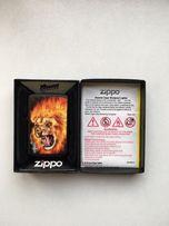 """Оригинальная зажигалка """"Zippo"""" - """"Frame Lion"""""""