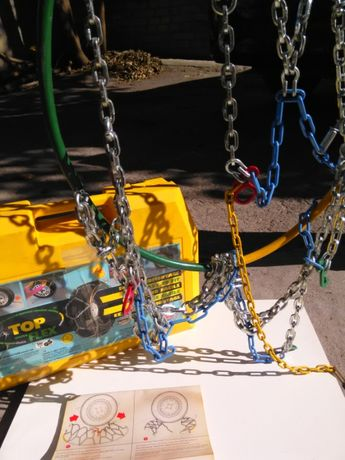 автомобильные цепи на 14 Кропивницкий - изображение 1