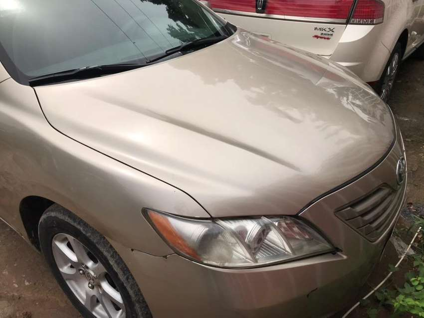 Neatly used camry 2007 0