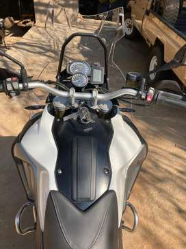 Bike in brand new condition Reason for selling is dont get time to rid